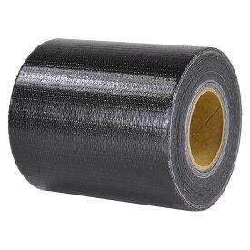古藤工業 gbkガムテープ 50mm×5m [ ブラック ] カモフラテープ 迷彩テープ カモフォーム カモテープ 保護ラップ gbkテープ 古橋工業 ガムテバック カモフラージュテープ 迷彩ラップ カモラップ 粘着テープ 布ガムテープ