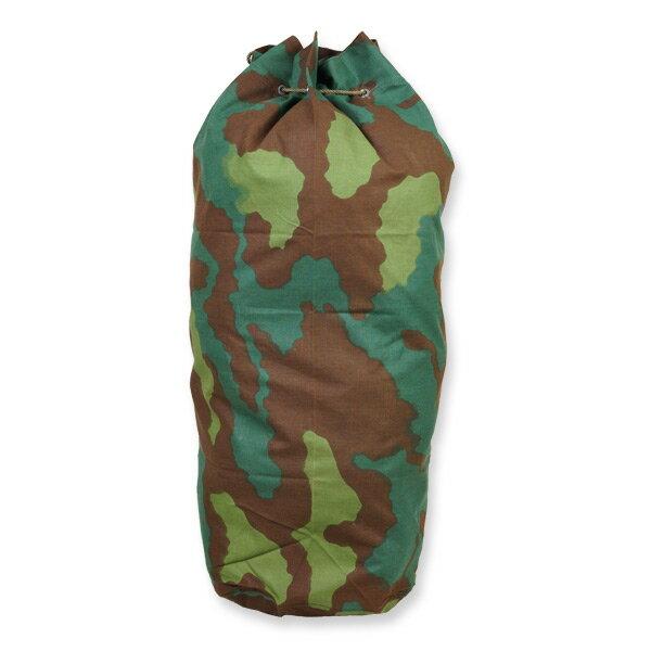 イタリア軍放出品 ダッフルバッグ 迷彩 軍払下げ品 軍払い下げ品 ミリタリーバッグ カモフラージュ