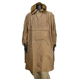 Snugpak レインポンチョ 92295 パトロール コヨーテタン レインコート 雨合羽 雨カッパ PONCHO 軍用 ナイロンポンチョ ミリタリー かっぱ 貫頭衣