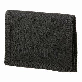 マックスペディション TFW 3つ折り財布 [ ブラック ] MAXPEDITION 三つ折りウォレット パスケース