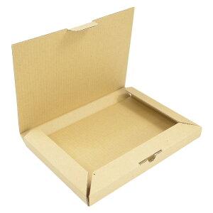 ゆうパケット対応 タトウ式 ダンボール A4サイズ [ 20枚セット ] 段ボール 段ボール箱 ダンボール箱 組立 折り畳み式 宅配箱 クリックポスト対応 発送用 梱包用 やっこ型 たとう式 ヤッコ型
