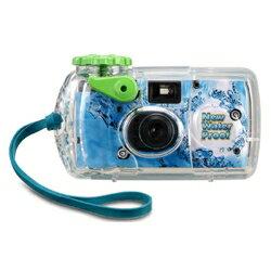 FUJIFILM(フジフィルム) レンズ付フィルム 水中カメラ 水に強い写ルンです New Waterproof(防水) 27ショット