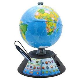 パーフェクトグローブ ドウシシャ しゃべる地球儀  ジオペディア GEOPEDIA PG-GP17 【ラッピング不可】
