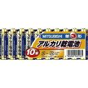 三菱単3アルカリ乾電池400本LR6N/10S(10本パックx40)