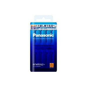 Panasonic パナソニック エネループ eneloop 単3形 8本パック(スタンダードモデル) BK-3MCC/8