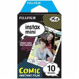 FUJIFILM(フジフィルム)instax mini チェキ用フィルム コミック