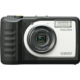 RICOH リコー 防水・防塵・耐衝撃 工事現場仕様デジタルカメラ G800