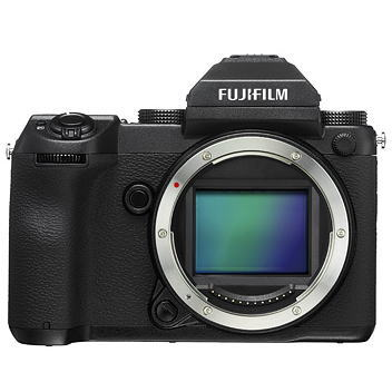 富士フィルム 中判ミラーレスカメラ GFX 50S、【ボディのみ】