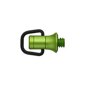 RICOH リコー THETA SC シータ用 ストラップ用アタッチメント グリーン