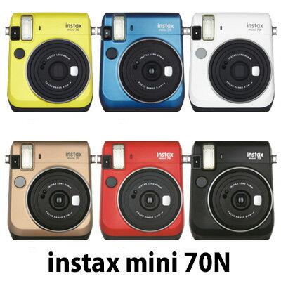 富士フィルムチェキ instax mini70N