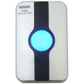 リーベックス REVEX ワイヤレス玄関チャイム送信機 X10G