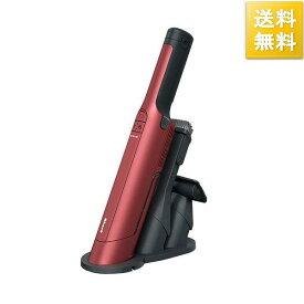 シャーク 掃除機 Shark EVOPOWER EX 充電式ハンディクリーナー WV400JRR ローズレッド[10000円キャッシュバック]