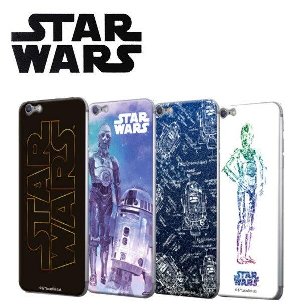 iPhone6s/iPhone6 スキンシール STARWARS(スターウォーズ)×GizmobiesiPhone6s SW star wars R2D2 C3PO iphone6sケース iphone6 スマホケース ギズモビーズ アイフォン6ケース スマホ スマホシール C-3PO R2-D2 あす楽対応