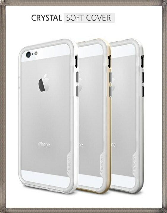 spigen iPhone6専用 ネオ・ハイブリッド EX (クリスタルソフトカバー)【国内正規品】SPIGEN SGP シュピゲン iphone6 ケース iphone 6用ケース スマホケース カバー スマートフォン スマホカバー スマホ 衝撃吸収 耐衝撃 頑丈 あす楽