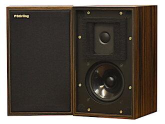 音响店斯特林广播斯特林广播的 BBC 监听音箱 LS3/5 V2 双品牌新