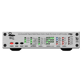 MUTEC ミューテック USBデジタルオーディオ・マスタークロックジェネレーター MC-3+USB Aluminum 新品