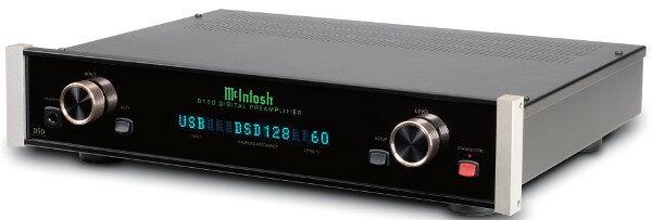McIntosh マッキントッシュ デジタルプリアンプ D150 新品
