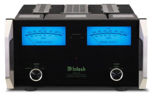 McIntosh マッキントッシュ パワーアンプ MC452 新品