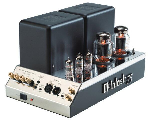 McIntosh マッキントッシュ 真空管モノラルパワーアンプ MC75 ペア 新品