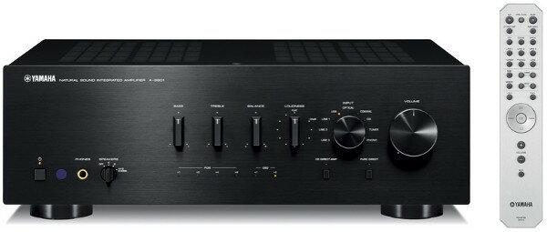 YAMAHA ヤマハ プリメインアンプ A-S801 (ブラック) 新品