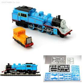 ネコパブリッシング きかんしゃトーマス号(C11) ディスプレイプラキット(組立キット) 1/150(Nゲージスケール) 鉄道模型 (ZN00490)