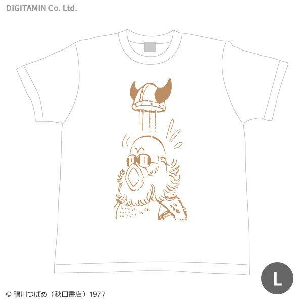 送料無料◆YUTAS マカロニほうれん荘 「必殺の春」Tシャツ Lサイズ(ZG33807)