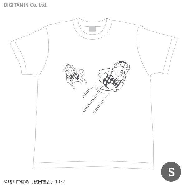 送料無料◆YUTAS マカロニほうれん荘 「惑星のメルヘン」Tシャツ Sサイズ(ZG33813)