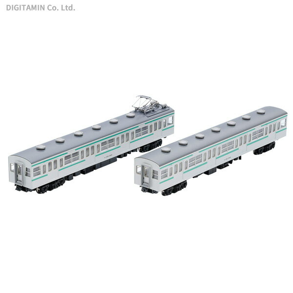 98285 TOMIX トミックス 国鉄 103-1000系 通勤電車 増結セット 2両 Nゲージ 鉄道模型 【8月予約】
