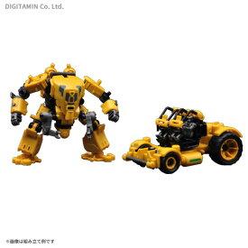 RIHIO MM002-Yellow 1/60 マルチアビス V-リンク メカ ディフェンダー + コンストラクション セット イエロー プラモデル(ZP65261)