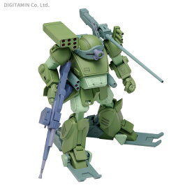 WAVE BK-230 1/35 装甲騎兵ボトムズ バーグラリードッグ[PS版] プラモデル (ZP75007)