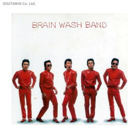 ROCK&ROLLING SPIRIT-COMPLETE COLLECTION / BRAIN WASH BAND (CD)◆ネコポス送料無料(ZB82264)