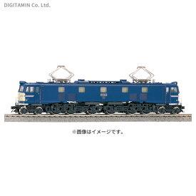 送料無料◆1-301 KATO カトー (HO) EF58 大窓・ブルー HOゲージ 再生産 鉄道模型 【9月予約】