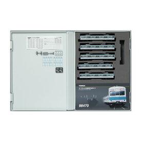 送料無料◆98470 TOMIX トミックス JR 103 1200系 通勤電車 基本セット(5両) Nゲージ 鉄道模型 【5月予約】