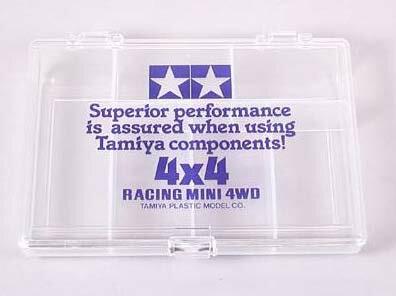 タミヤ ミニ四駆グレードアップパーツ GP163 ミニ四パーツケース(W0099)