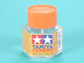 タミヤ タミヤセメント(六角ビン)(V0536)