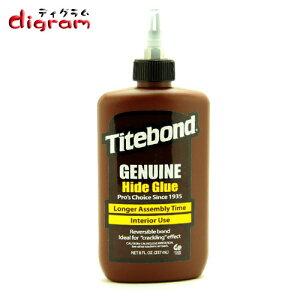 フランクリン タイトボンド 液体 にかわ 木工用 接着剤 (8オンス)1本 【00247】