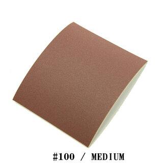 1张锉刀海绵研磨剂#100/MEDIM