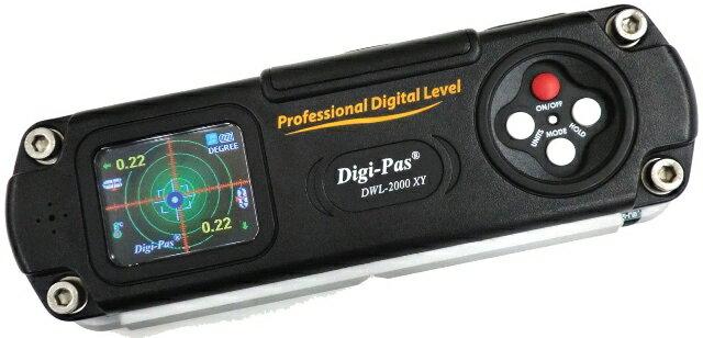 デジタル水準器 DWL-2000XY
