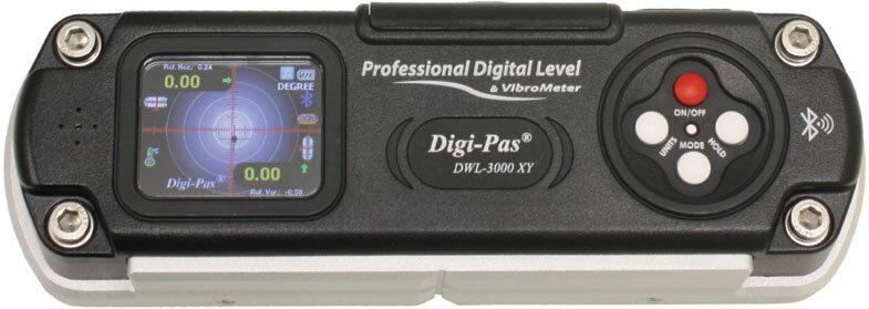 デジタル水準器 DWL-3000XY
