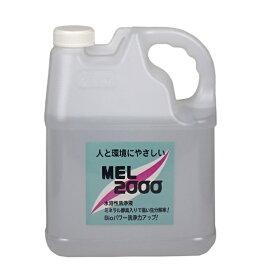 友和 YUWA メル 水溶性万能洗剤 MEL 2000(4Lボトル)