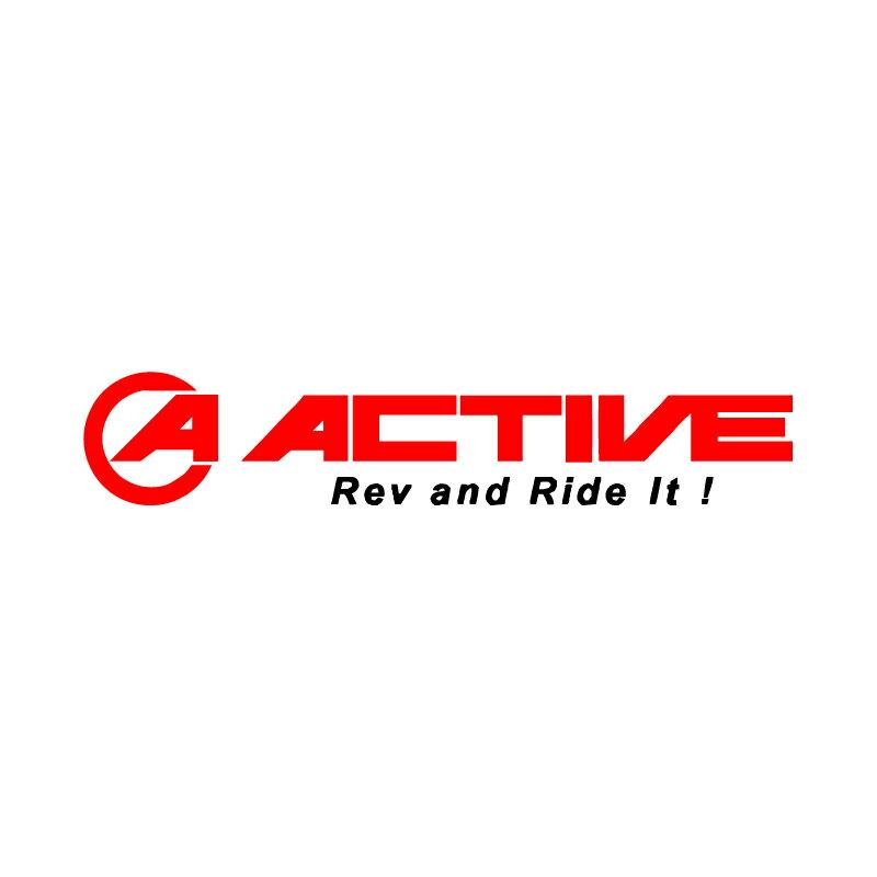 【AC-パフォーマンスライン】 アルミ RED ユニバーサルホース クリア(ホース全長 1710mm) 【AC1710】