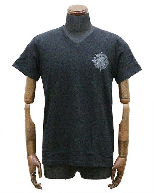 エアフィッシュ 【AirFish】 Far East Nomad VネックTシャツ 【ブラック】