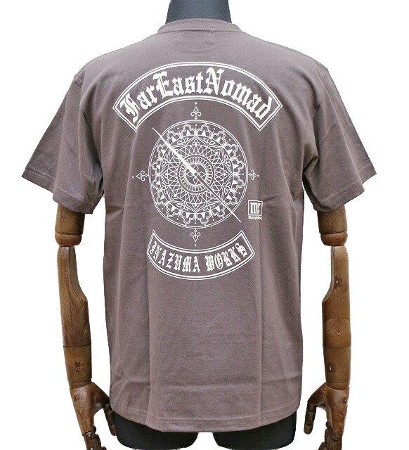 エアフィッシュ 【AirFish】 Far East Nomad Tシャツ 【チャコール】
