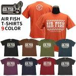 エアフィッシュ【AirFish】エアフィッシュロゴTシャツ
