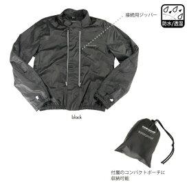 コミネ 【KOMINE】 JK-024 ウォータープルーフライニングジャケット (ブラック) 【07-024】
