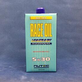 NUTEC 【ニューテック】 NC-40 RACE OIL 【5W-30】 【1L】※エコ紙パックボトル【4サイクルレーシングオイル】