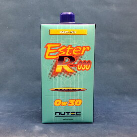 NUTEC 【ニューテック】 NC-51 ESTER RACING 【0W-30】 【1L】【4サイクルオイル】