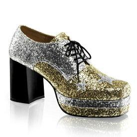 取寄せ靴 送料無料 PLEASER プリーザー パンプス 9cmヒール 大きいサイズあり イベント セクシー サンタ 女装 パーティ- クリスマス コスプレ 衣装 シューズ