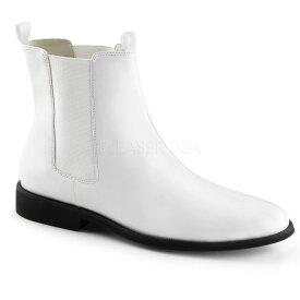 【取寄】 送料無料 PLEASER プリーザー ブーツ 2.5cmヒール 大きいサイズ 靴 イベント セクシー サンタ 女装 パーティ- クリスマス コスプレ 衣装 シューズ