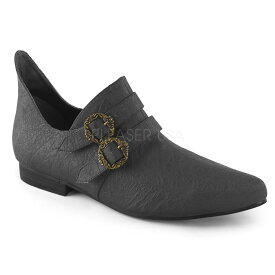 取寄せ靴 FUNTASMA ファンタズマ ルネサンス シューズ 黒 ブラック つや消し合皮 大きいサイズあり 26 26.5 27 27.5 28 28.5 29 29.5 30 30.5 31 31.5 32 cm センチ